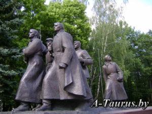 Лирика в монументе Куприяновой