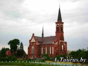 Католическая церковь в Поставах