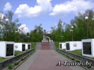 Мемориальный комплекс - Воинская слава