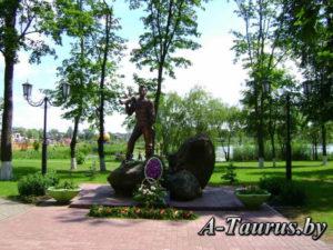 Памятник погибшим в Афганистане, Глубокое