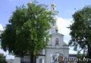 Собор Рождества Пресвятой Богородицы на площади города Глубокое