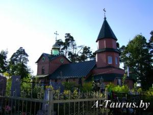 Церковь, Острошицкий городок