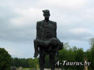 Скульптура Непокорённый человек