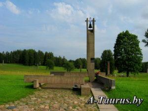 обелиск Хатынь