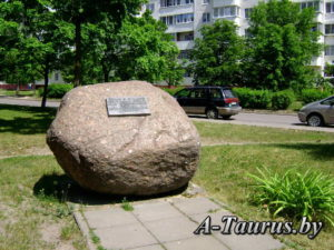Место основания посёлка Дружный