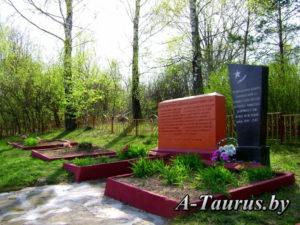 Братская могила в Косино