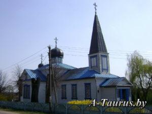 Свято-успенская церковь в Косино