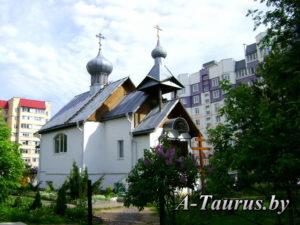Троицкая церковь в Лесном